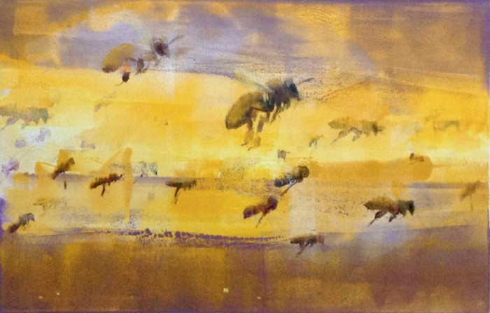 Honeybee Flight II