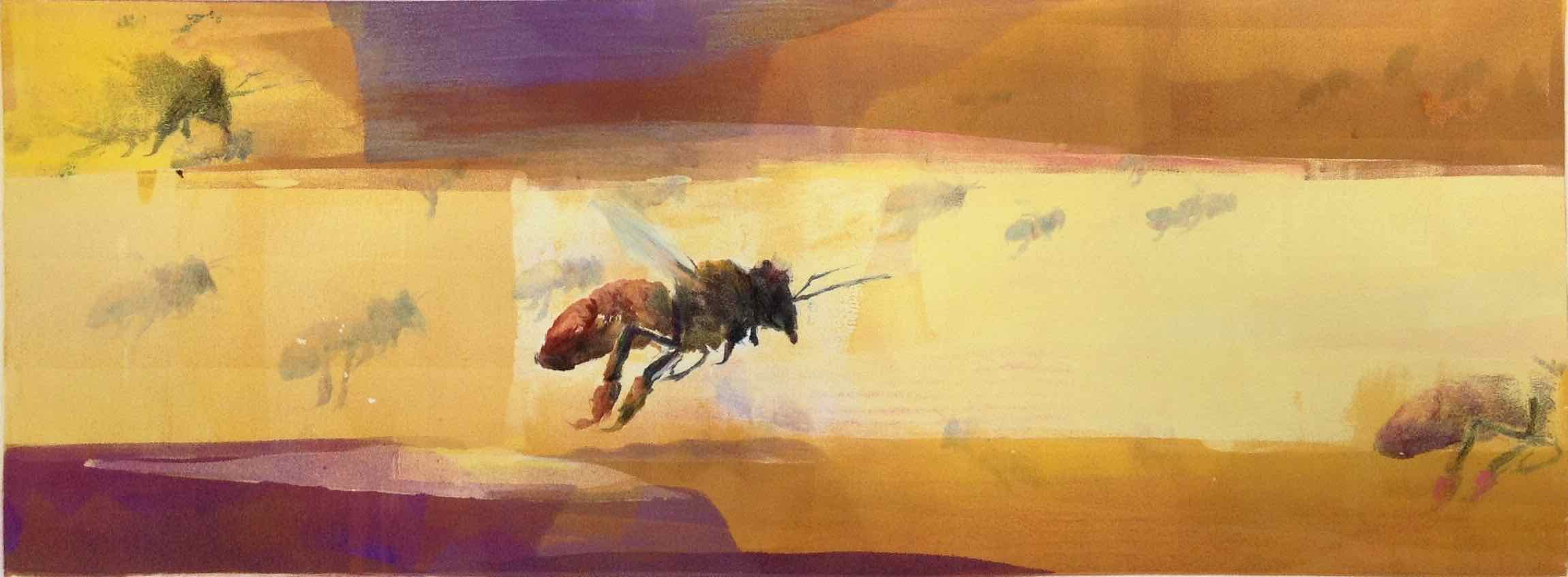 Honeybee Flight III